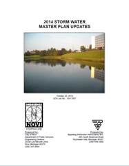 2014 Storm Water Master Plan Update