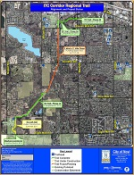 Thumbnail of ITC Corridor Trail Map