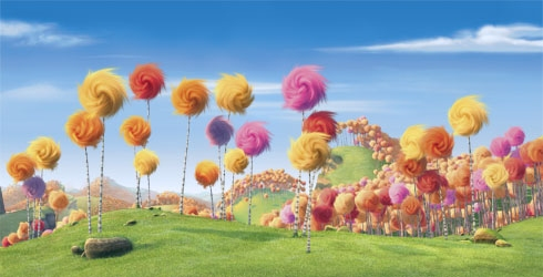 Lorax forest