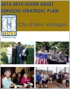 Older Adult Services Strategic Plan cover