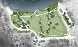 Pavillion Shore Park Phase 1 & 2 Conceptual Plan