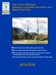 Strategic Community Recreation and Master Park Plan cover