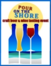 Pour on the Shore logo
