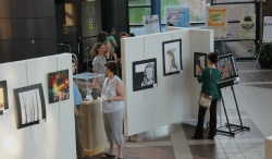 Civic Center Atrium Exhibit