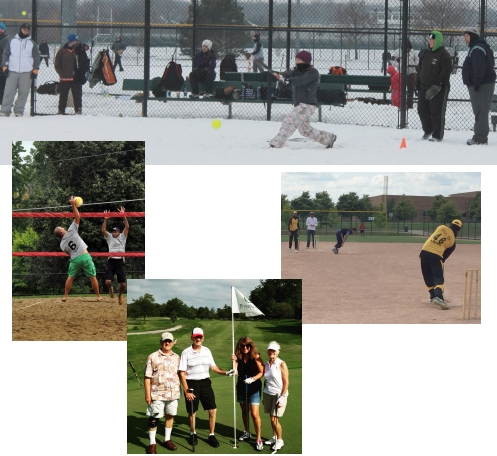 Collage of Adult Sport images