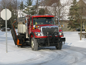 Field Operations Plow Truck