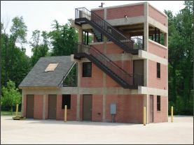 Fire Station #4 Training Tower