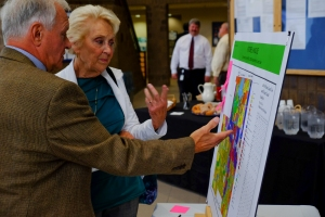 Master Plan Open House - Future Land Use Display