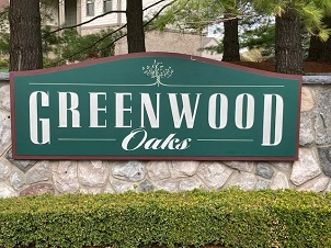 Greenwood Oaks 1&2 Entrance