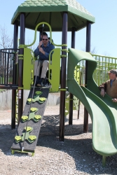 Power Park's Adaptive Playground
