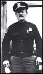 Novi's first Chief of Police, Lee BeGole